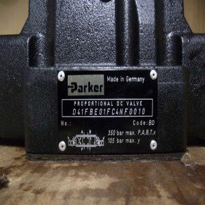 派克比例方向控制阀 D41FBE01FC4NF00