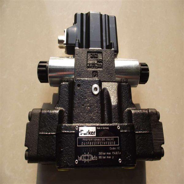 派克比例方向控制阀 D41FBE01FC1VF00