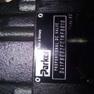 派克比例方向控制阀 D41FBE02FC1NF00