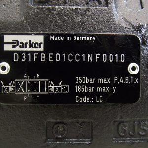 比例方向控制阀 D31FBE01CC1NF00