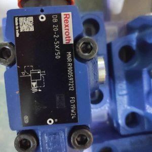 力士乐先导控制溢流阀 DB 20-2-5X/50(R900597212)