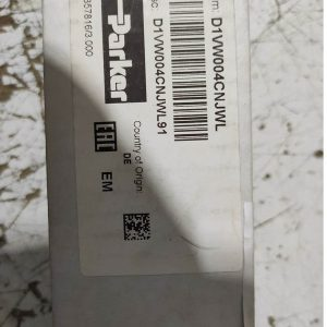 派克换向阀 D1VW004CNJWL(8watt)