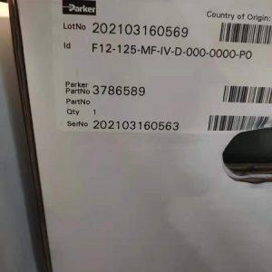 派克马达 F12-125-MF-IV-D-000-0000-P0